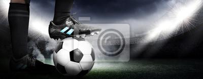 Carta da parati Soccer