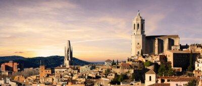 Carta da parati Spagna - Girona