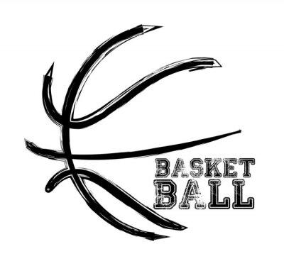 Carta da parati sport basket
