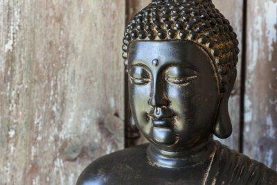 Carta da parati statua Bouddha