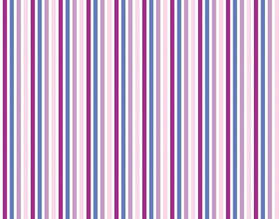 Carta da parati Streifenmuster Hintergrund lila rosa Balu
