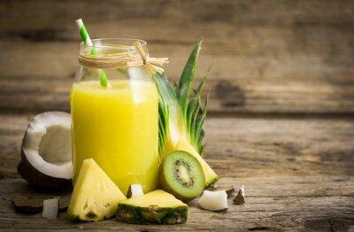 Carta da parati Succo di ananas