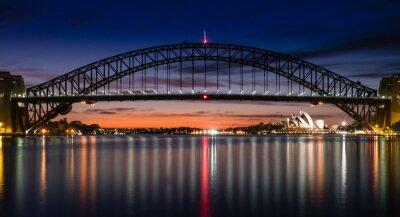 Carta da parati Sydney Harbour at Dawn