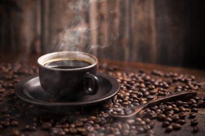 Carta da parati Tazza di caffè