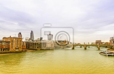 Carta da parati Temi e skyline di Londra