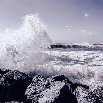 Carta da parati tempesta a Marbella