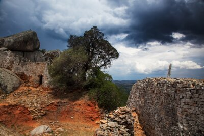 Carta da parati Tempesta, Great Zimbabwe