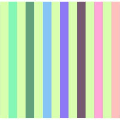 Carta da parati Texture morbida con strisce verticali