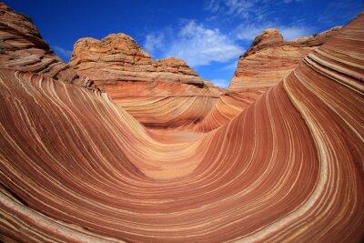 Carta da parati The Wave - Meraviglie della natura