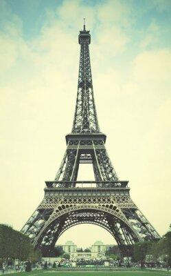 Carta da parati Torre Eiffel