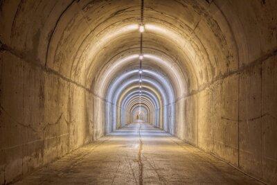 Carta da parati Tunnel Endless