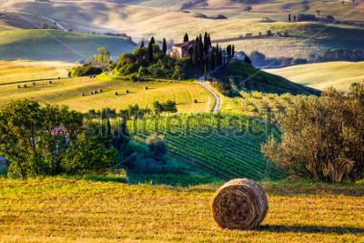 Carta da parati Tuscany, Italian Countryside, landscape
