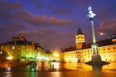 Carta da parati Varsavia