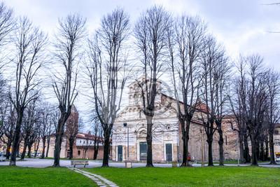 Carta da parati Vecchia chiesa sconsacrata a Pisa