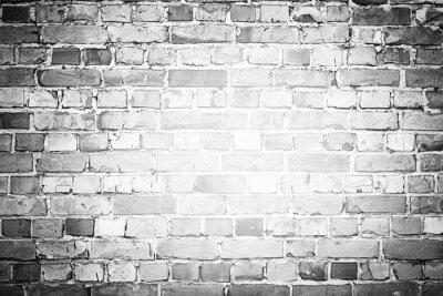 Carta da parati Vecchio sfondo brickwall