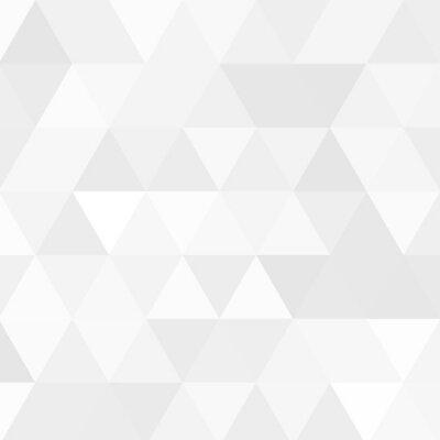 Carta da parati Vector background abstract polygon triangles.