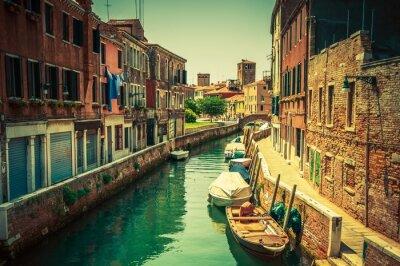Carta da parati Venezia Canal Place