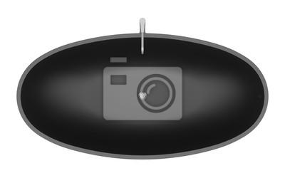 Vasca Da Bagno Vista : Vista dallalto della moderna vasca da bagno nero isolato su carta