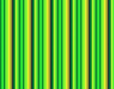 Carta da parati Зеленый фон с полосами.