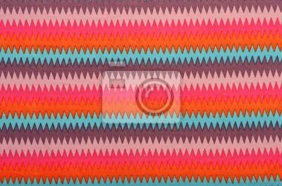 Carta Da Parati A Strisce Colorate.Carta Da Parati Zig Zag Strisce Colorate Sfondo Strisce Modello Orizzontale
