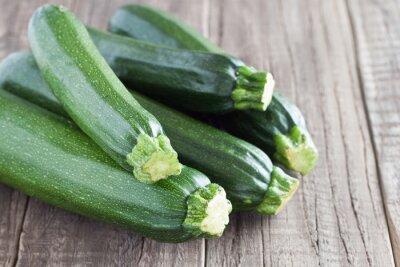 Carta da parati Zucchine