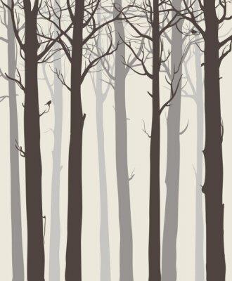 Poster albero