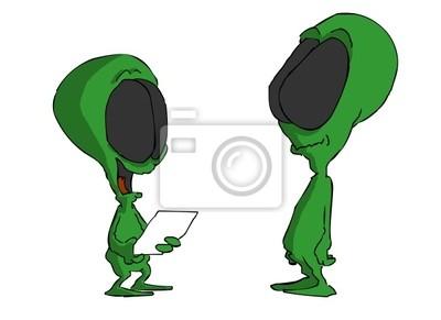 Vettoriale un esempio di un astronauta cartone animato e retrò