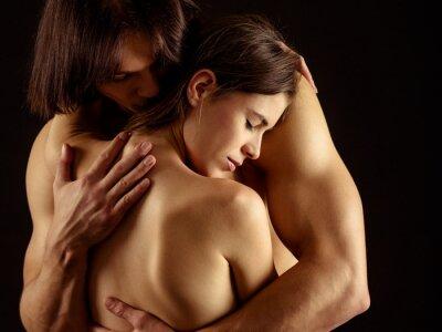 Poster Amore abbraccio