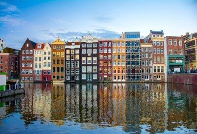 Poster Amsterdam, Paesi Bassi