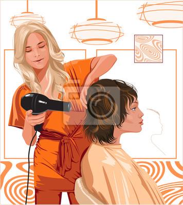 Poster Beaty Salon