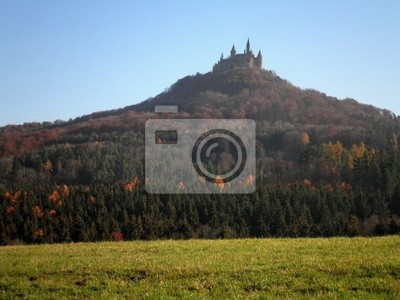 Poster Castle on the Hill