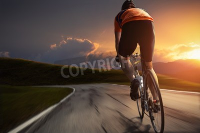 Poster Ciclismo
