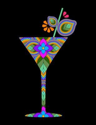 Poster Cocktail creativi