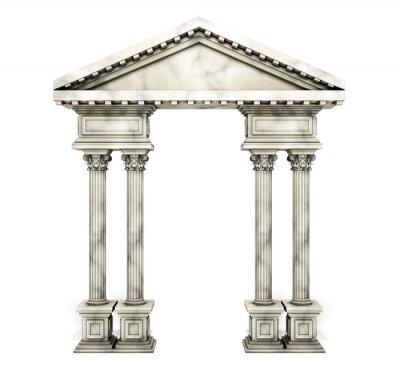 Poster Colonna Classic Corinthian Arch.