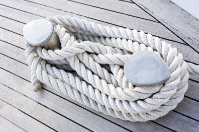 Poster Corda Legata at a barca
