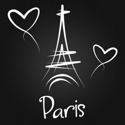 Poster Da Parigi con amore