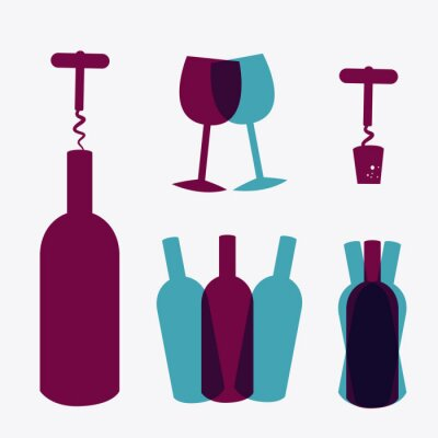 Poster Design Wine.