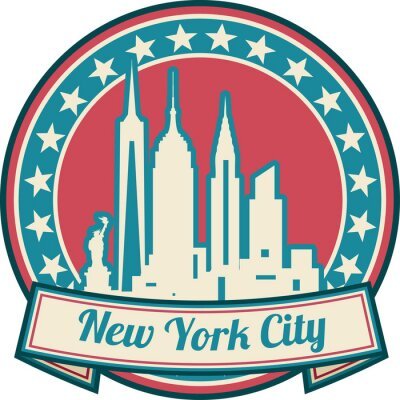 Poster Di New York City