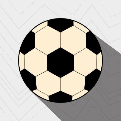 Poster disegno calcio calcio