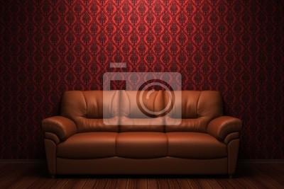 Divano Rosso Pelle : Divano rosso pelle lusso divani moderni di design e qualità