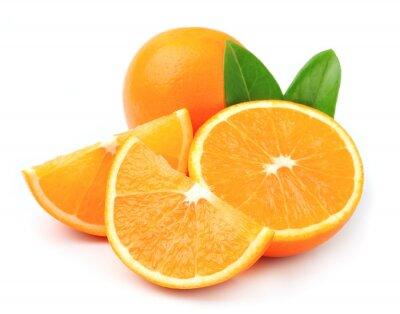 Poster Dolce frutto arancione