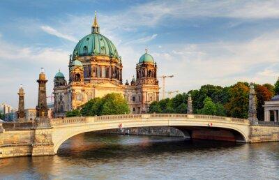 Poster Duomo di Berlino, Berliner Dom