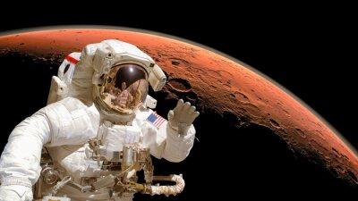 Poster Elementi dell'immagine sono fornite dalla NASA