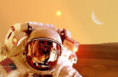 Poster Elementi di questa immagine fornita dalla NASA.