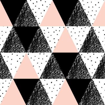 Poster Estratto geometrico modello