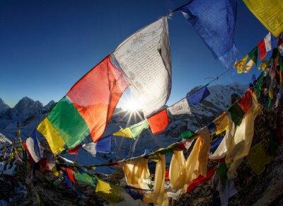 Poster Everest Base camp, Nepal