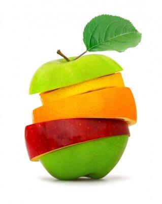 Poster Fette di frutta