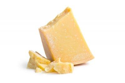 Poster formaggio Parmigiano
