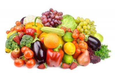 Poster frutta e verdura