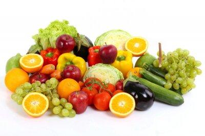 Poster Frutta e verdure